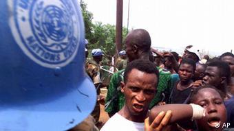 Жители Сьерра-Леоне