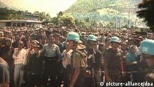 NO FLASH Gericht weist Klage gegen Niederlande wegen Srebrenica ab