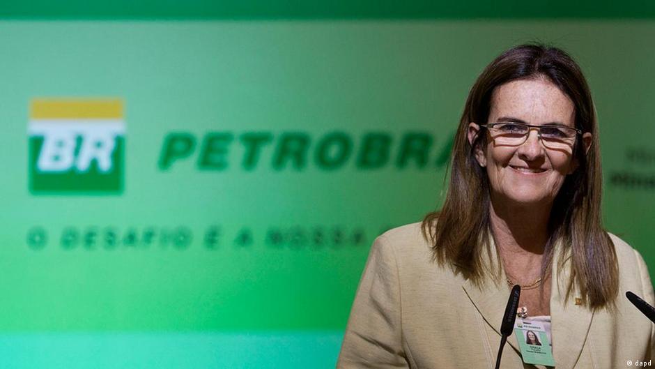 Graça Foster renuncia, e Petrobras escolhe nova diretoria na sexta | DW | 04.02.2015