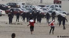 در ماههای اخیر، تظاهرات مخالفان در بحرین افزایش یافته است