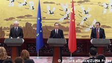 EU-China-Gipfel