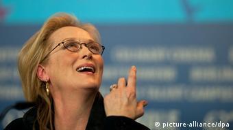 Berlinale 2012 Meryl Streep