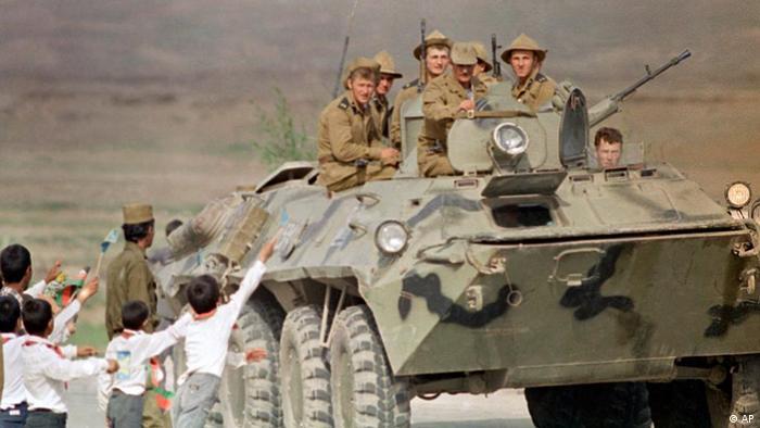 Нахлуването на СССР в Афганистан: раната, която не зараства | Новини и  анализи по международни теми | DW | 24.02.2019