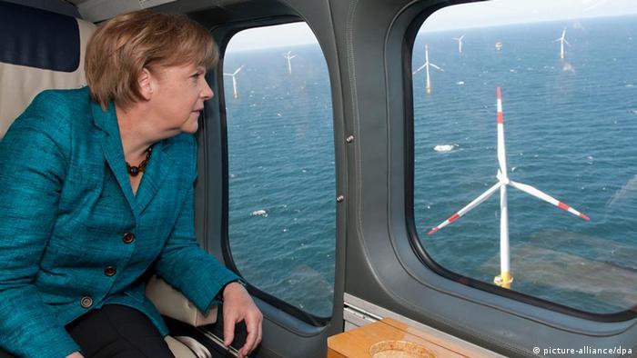 Alemanha aposta na energia eólica