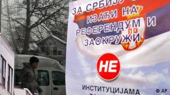 Srpsko stanovništvo sjevera Kosova nedavno je na referendumu odbilo prištinske organe vlasti
