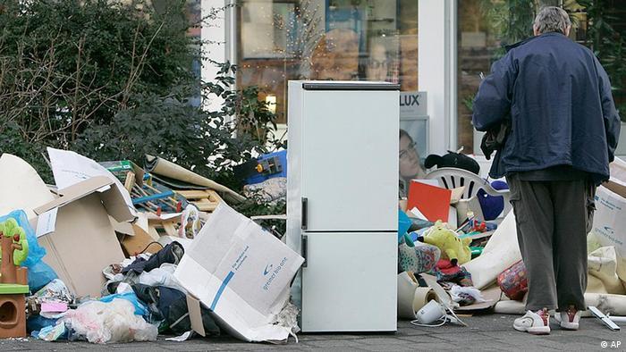 Deutschland Ursachen von Armut Langzeitarbeitslosigkeit