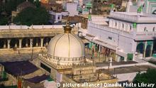 زیارتگاه معینالدین چشتی در آجمیر