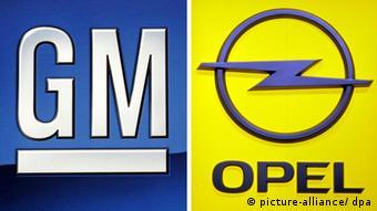 Symbolbild Opel GM