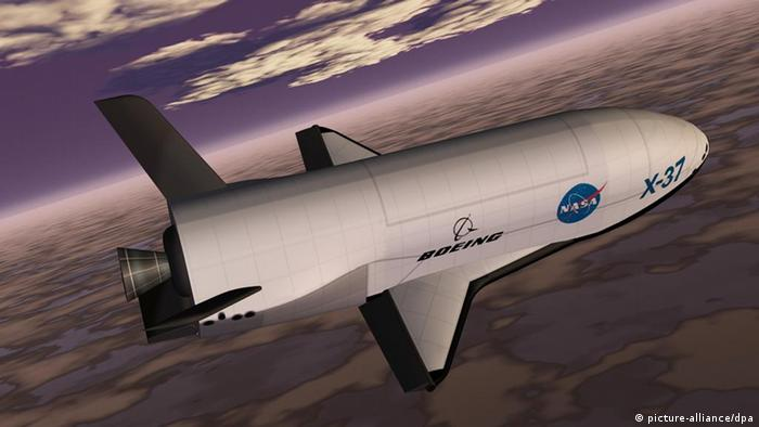 Космический корабль X-37b