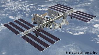 Международная космическая станция ISS