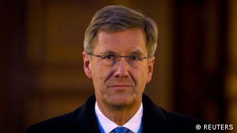 German President Christian Wulff