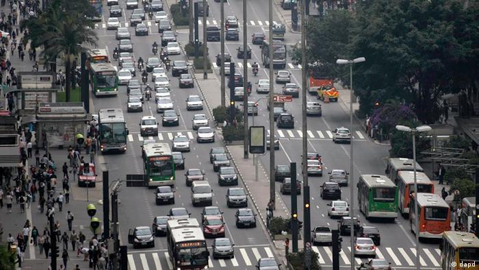 Dinheiro financia projetos de transporte mais limpo