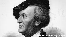 Portrait Komponist Richard Wagner