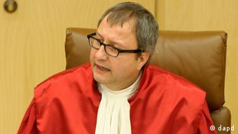 Head Justice Andreas Vosskuhle