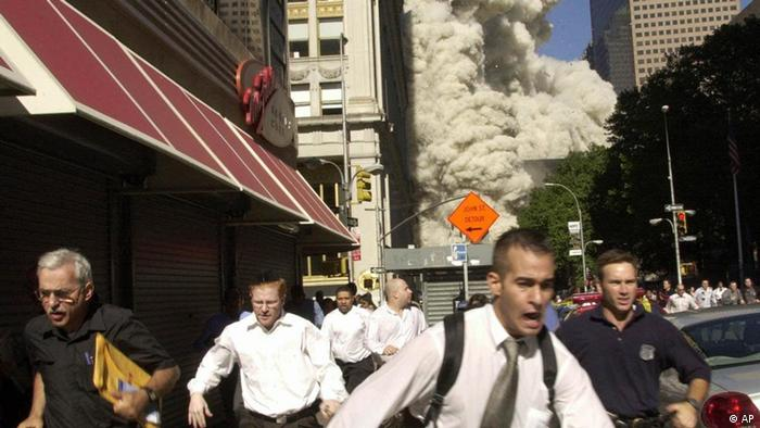 AP Images Best of the Decade 9/11 Terroranschläge New York (AP)
