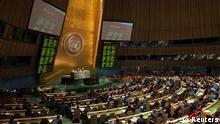 UN-Resolution Syrien Verurteilung der Gewalt in Syrien durch die UN-Vollversammlung