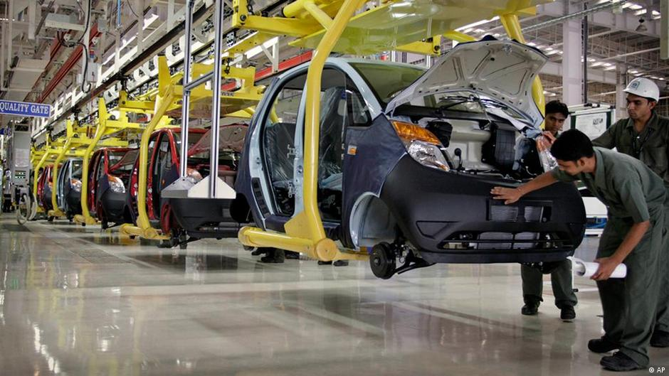 tata motors and automotive industry Grow the tata name through jaguar and land rover buy tata motors stock can tata motors become a global contender in the automobile industry.
