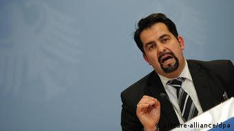 Aiman Mazyek, chairman of the Central Council of Muslims Foto: Rainer Jensen dpa