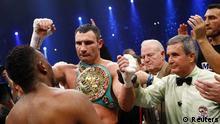 Boxweltmeister Vitali Klitschko