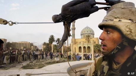 AP Images Best of the Decade Irak USA Sadam Hussein (AP)