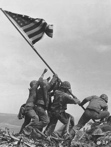 AP Iconic Images Flagge von Iwo Jima