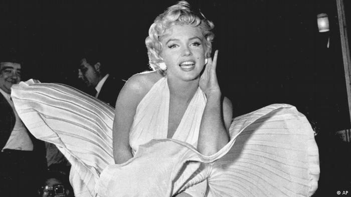 marilyn monroe in the seven year itch foto ap iconic images
