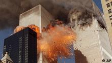 در حملات ۱۱ سپتامبر بیش از ۳ هزار نفر کشته شدند