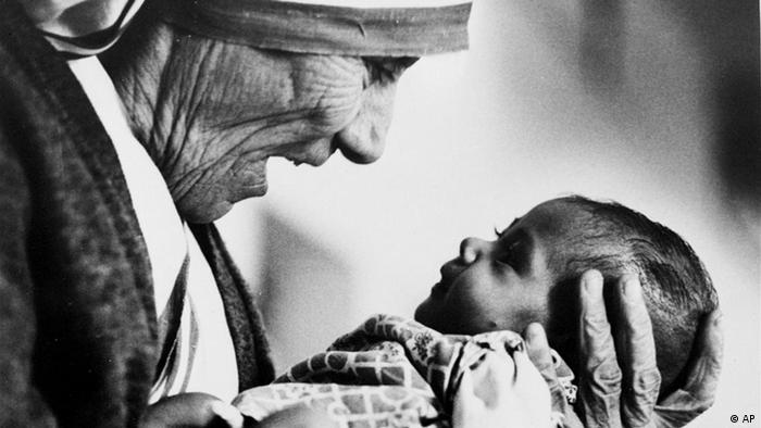 AP Iconic Images Mother Teresa 1978 (AP)