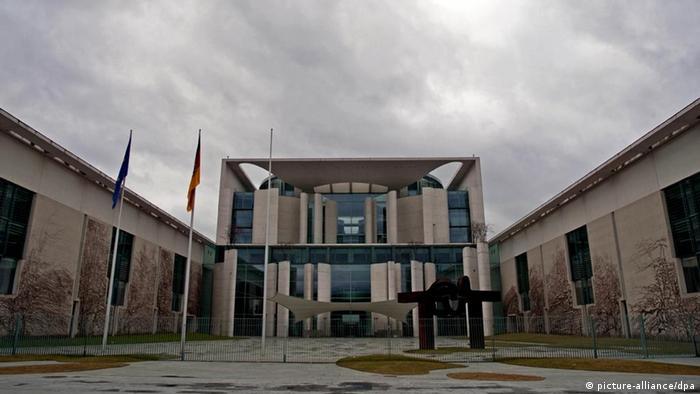 Kanzleramt Koalitionsspitzen Bundespräsidentenwahl