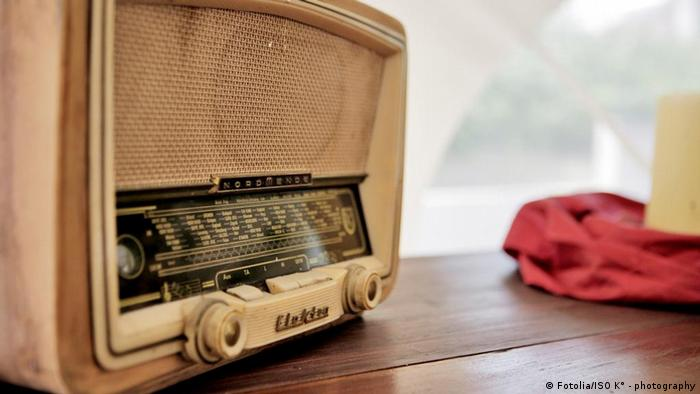 Altes Radio (Foto: Fotolia/ISO K° - photography)