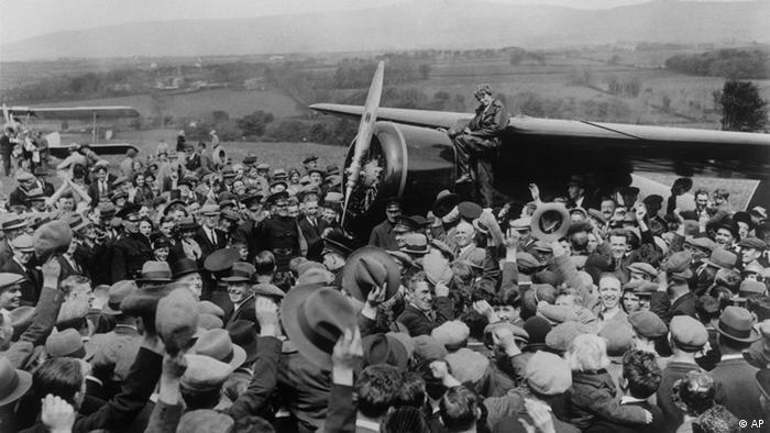 AP Iconic Images Amelia Earhart