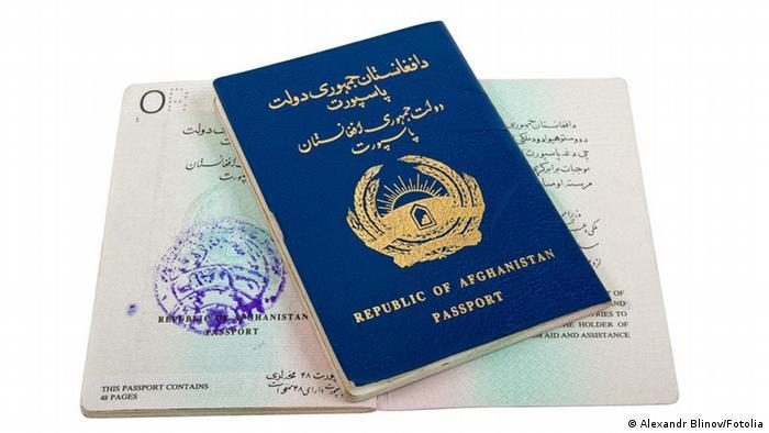 سایز عکس برای پاسپورت افغانستان