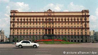 Lubjanka-Platz Moskau