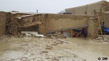 Mazar-e Scharif Afghanistan Hochwasser Überschwemmung