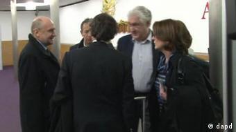 هیئت اعزامی آژانس به تهران