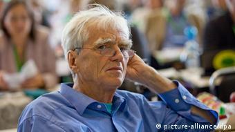 Hans-Christian Ströbele (Foto: dpa)