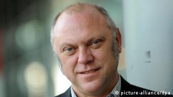 Ulrich Schneider , aufgenommen am 07.10.2010 auf der 62. Frankfurter Buchmesse in Frankfurt am Main.