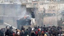 تظاهرکنندگان افغان شعار «مرگ بر خارجی» سر دادهاند