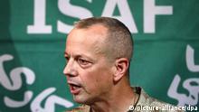 ژنرال جان آلن، فرمانده آمریکایی نیروهای بینالمللی در افغانستان