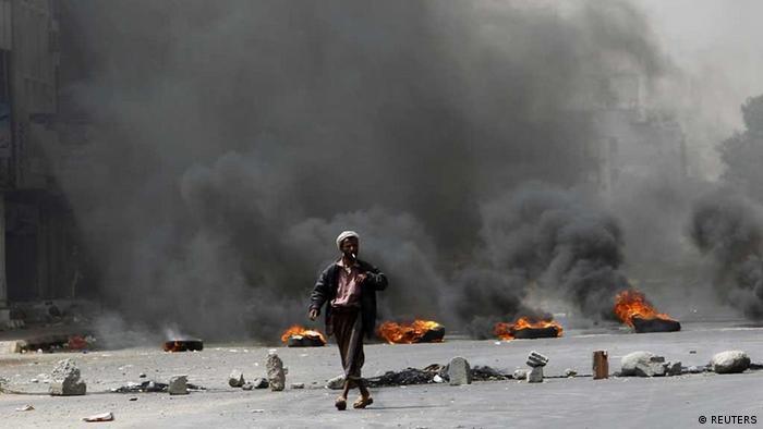 Wahl im Jemen (REUTERS)