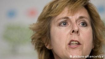 EU's climate commissioner Connie Hedegaard