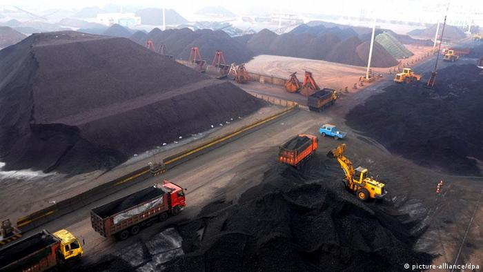 Estudo indica que queima de carvão diminui expectativa de vida na China