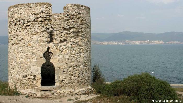 Ruine in Nessebar