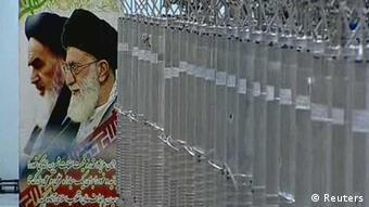 ایران اخیراَ سانتریفوژهای جدیدی را در تاسیسات اتمی خود به کار گرفته است