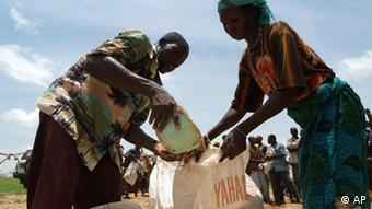 Frauen Burkina Faso