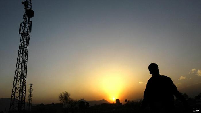 Handy-Nutzung in Afghanistan Flash-Galerie neu