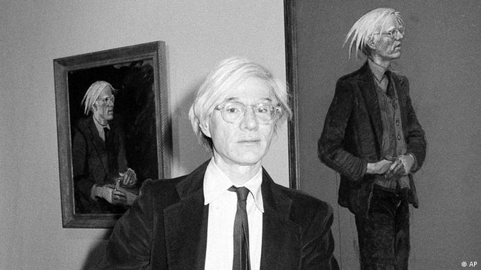 Andy Warhol/AP Photo