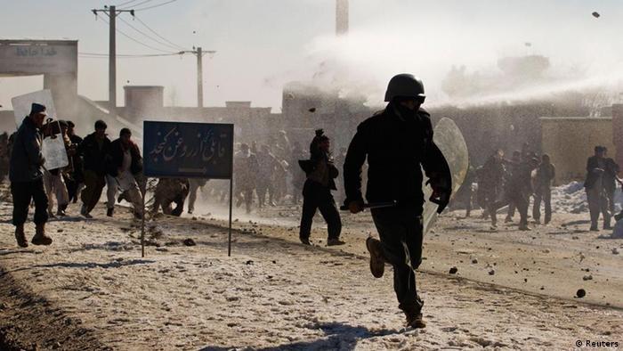 Afghanistan neue Proteste wegen Koran-Verbrennung