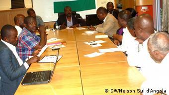 Reunião de representantes da oposição angolana em Benguela para preparar as eleições 21.02.2012, Benguela, Angola