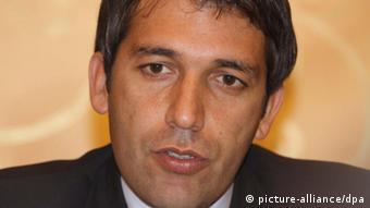 Siddiq Siddiqi Sprecher des afghanischen Innenministerium (Foto: EPA/S. SABAWOON)